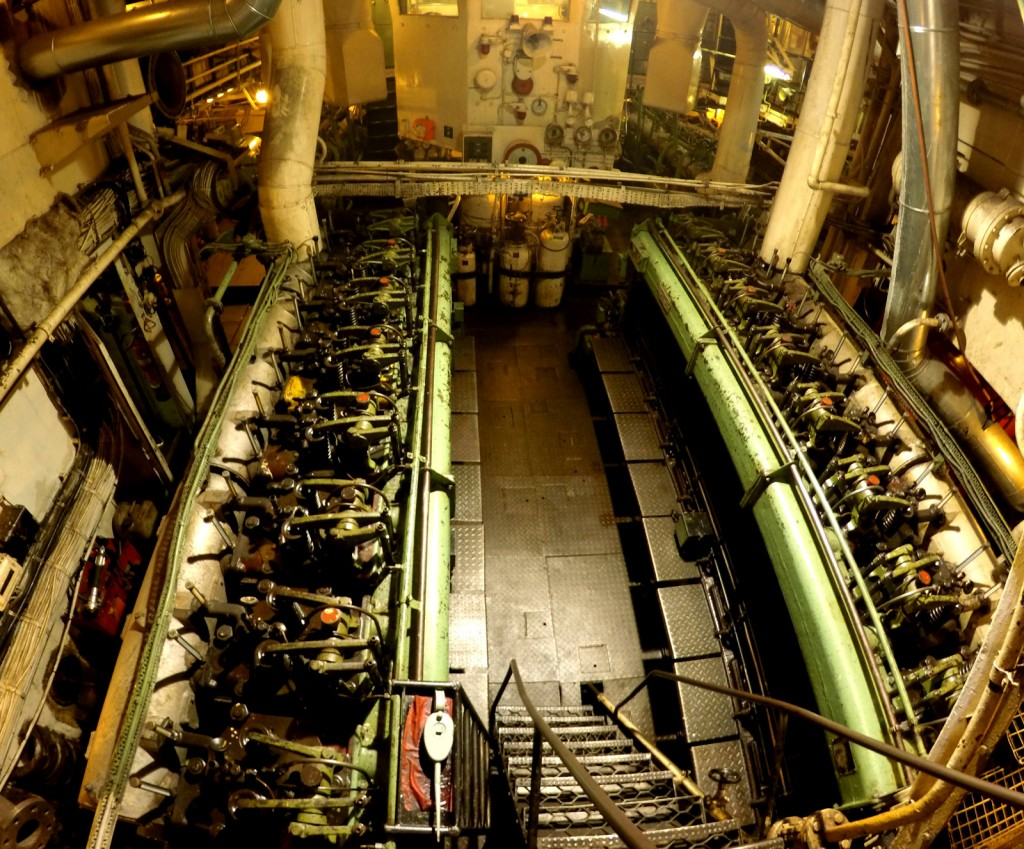 Engine-room