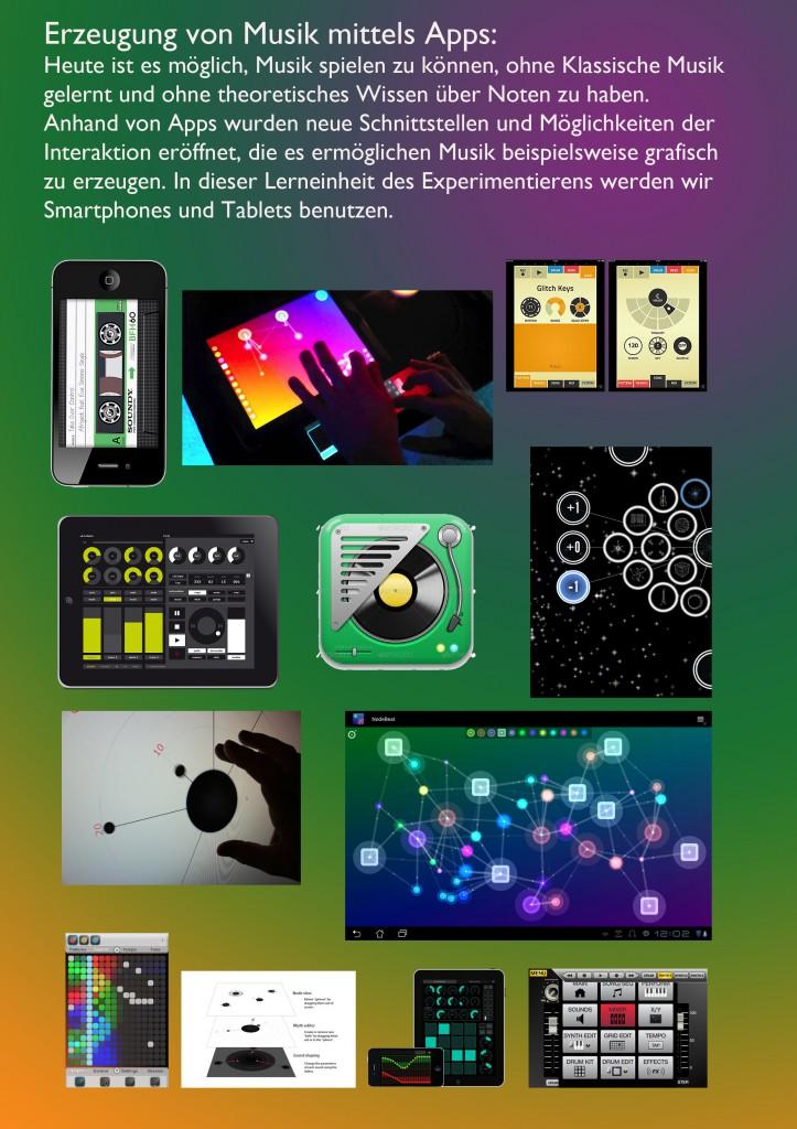 Musik x Apps