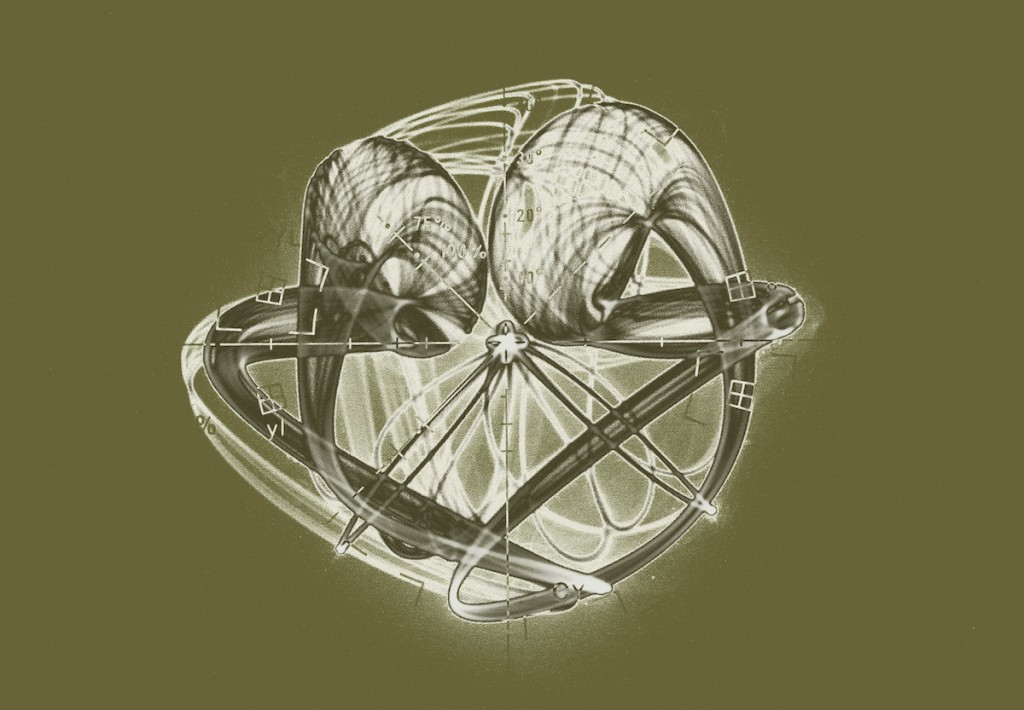 Ran Ancor - oscillogrammi